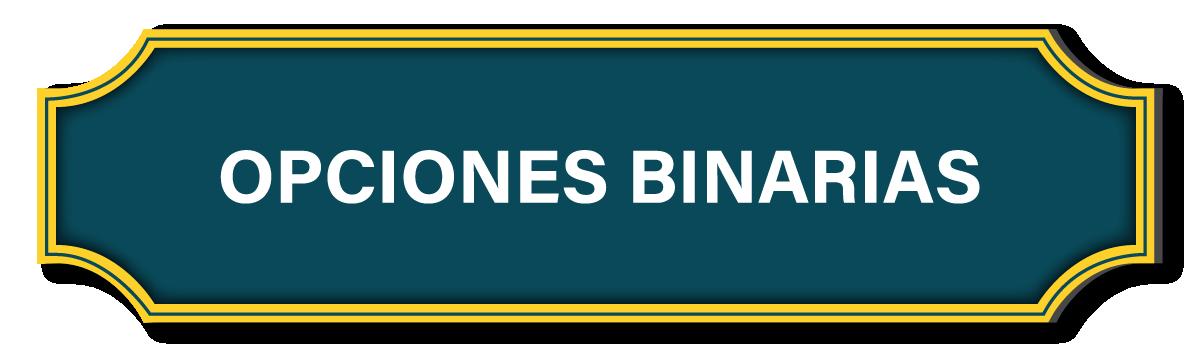 Opciones Binarias